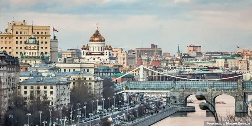 В Москве в 2020 году с помощью системы «Безопасный город» раскрыто более 5 тыс преступлений