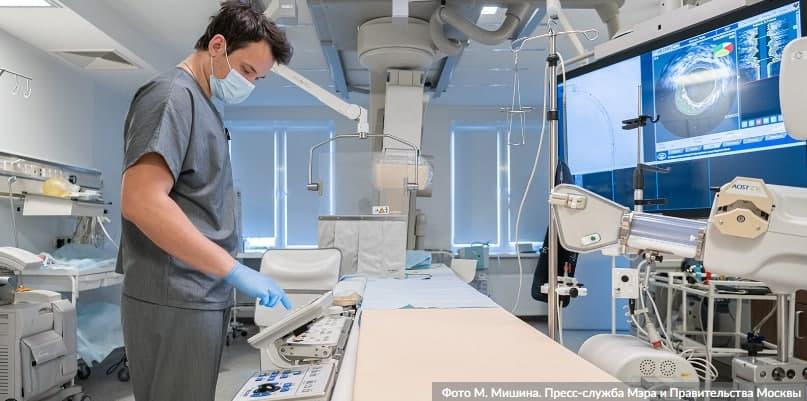 В Депздраве рассказали об обновлении медоборудования по контрактам жизненного цикла