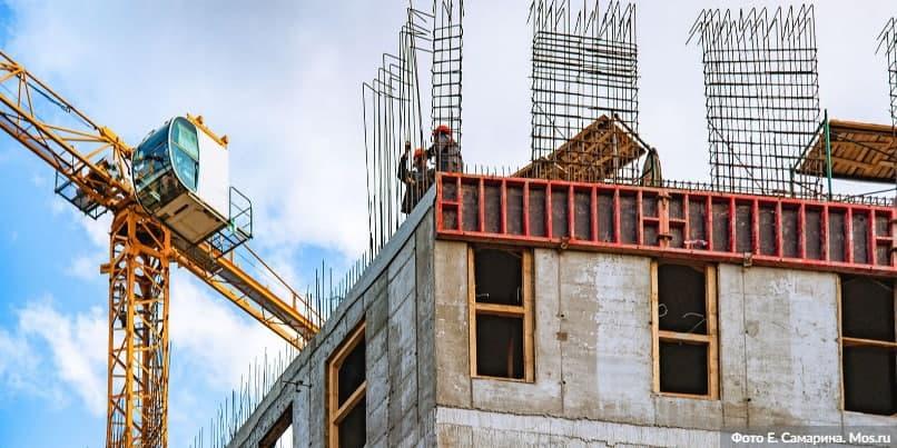 Собянин отметил темпы реализации городской программы реновации