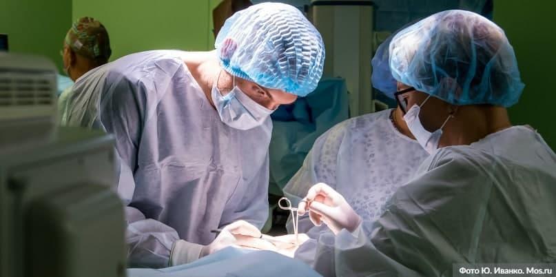 Собянин выделил гранты на применение новейших методик лечения детской онкологии