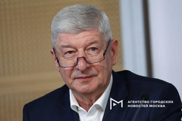 Левкин: Градостроительные решения в Москве учитывают принципы Urban Health