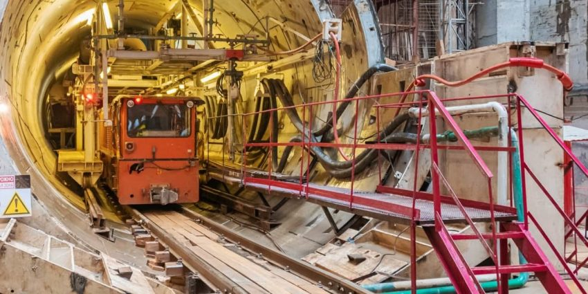 Собянин: Проходка тоннелей БКЛ метро будет завершена до конца года