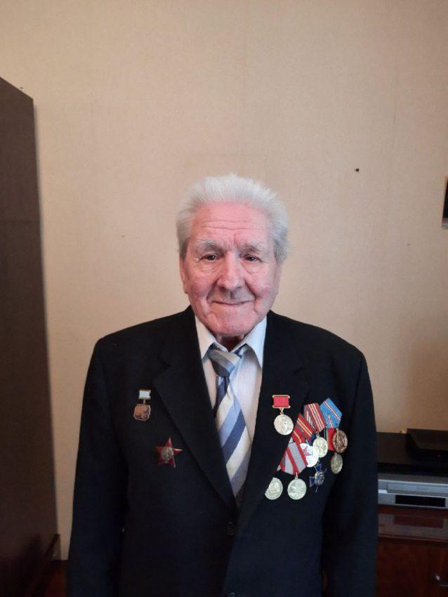Дублер Юрия Гагарина живет в районе Сокол