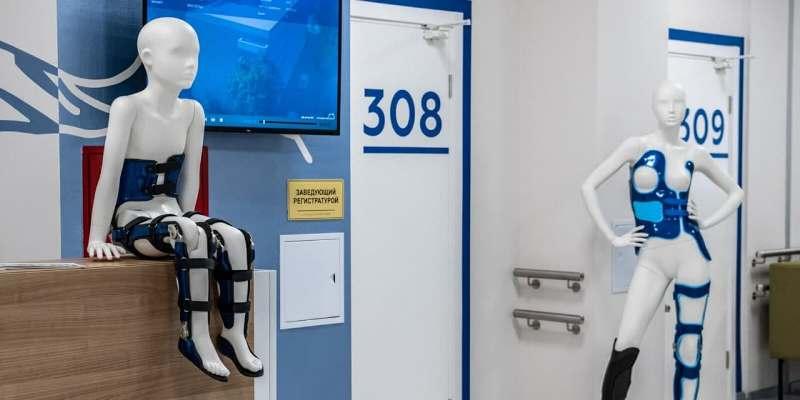 В Коптеве запустили производство протезов мирового уровня