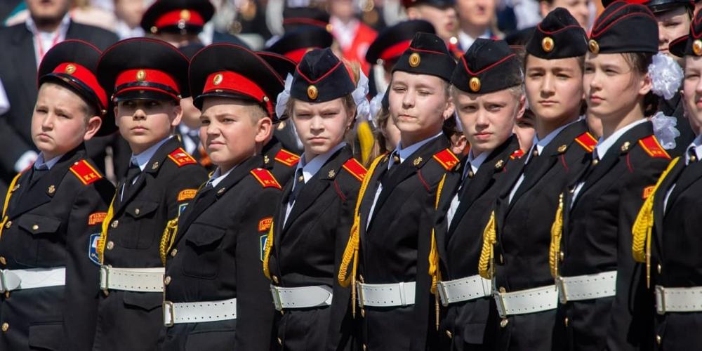Более восьми тысяч московских школьников захотели поучаствовать в фестивале «Кадетская звездочка»