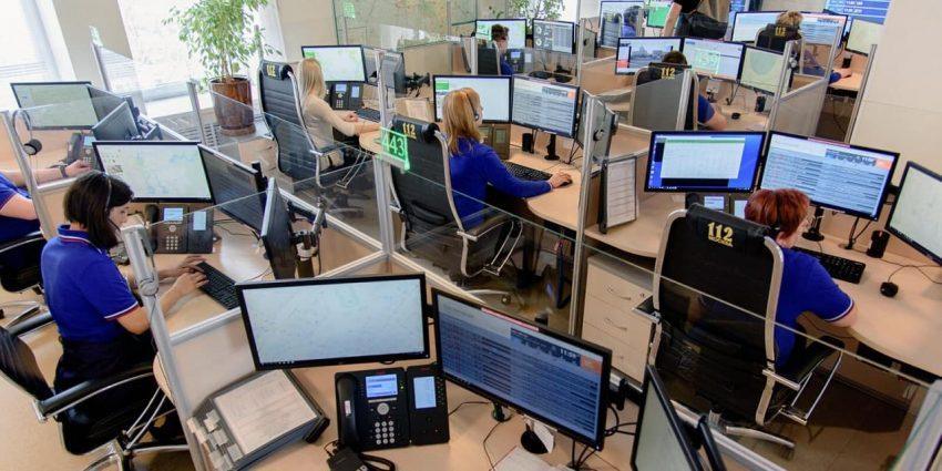 «Система-112» стала основным каналом вызова оперативных служб в Москве