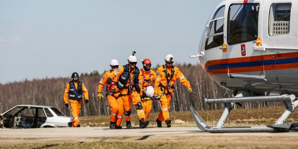 Перспективы развития авиации экстренного реагирования: МАЦ рассказал о своей деятельности