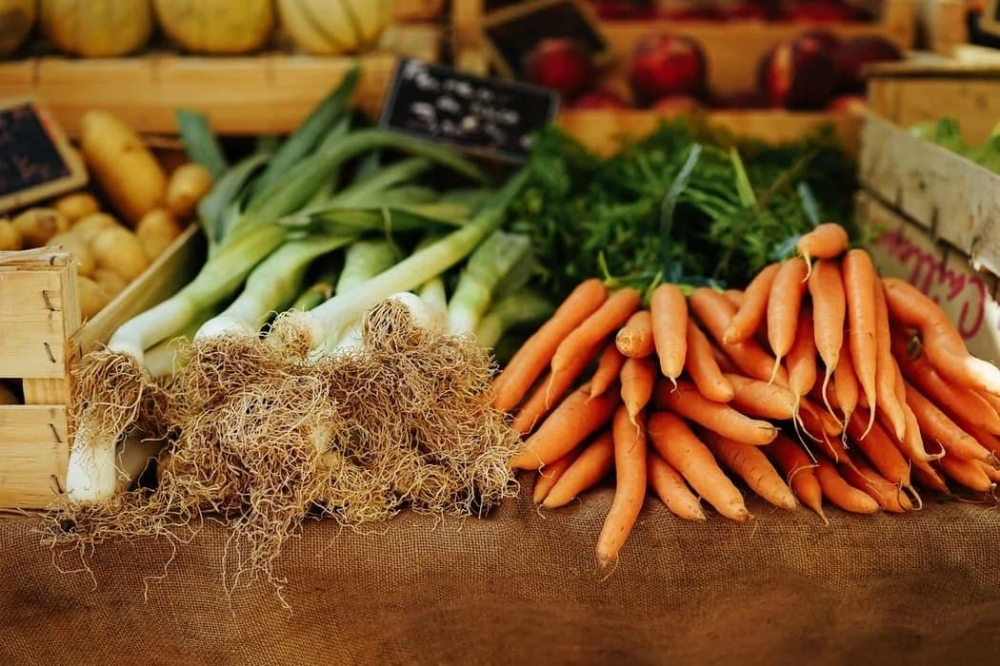Свежие продукты можно купить в Москве на 43-х региональных ярмарках