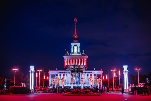 В ежегодной акции «Ночь музеев» примут участие павильоны ВДНХ