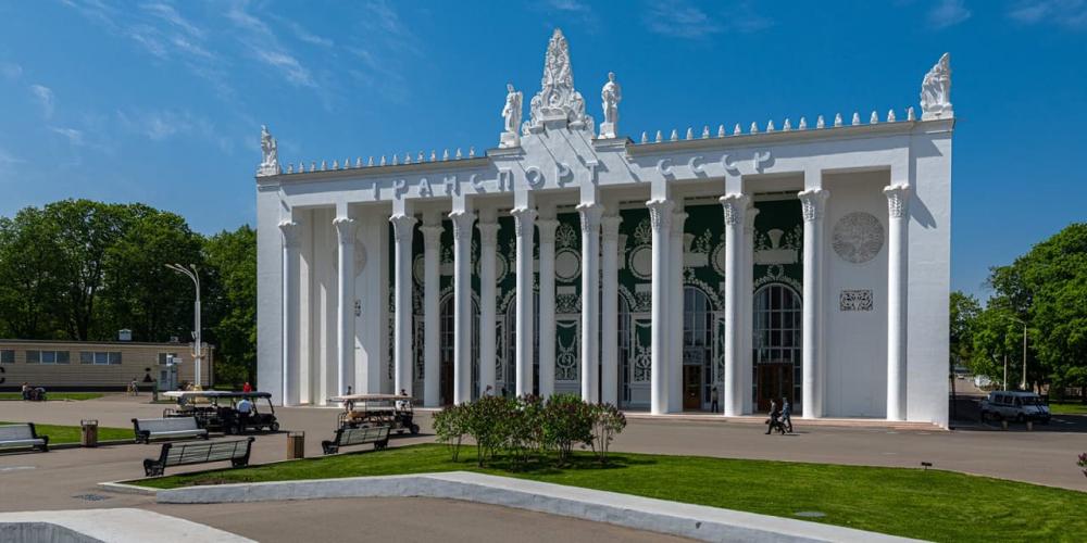 На ВДНХ торжественно открылся Музей транспорта Москвы