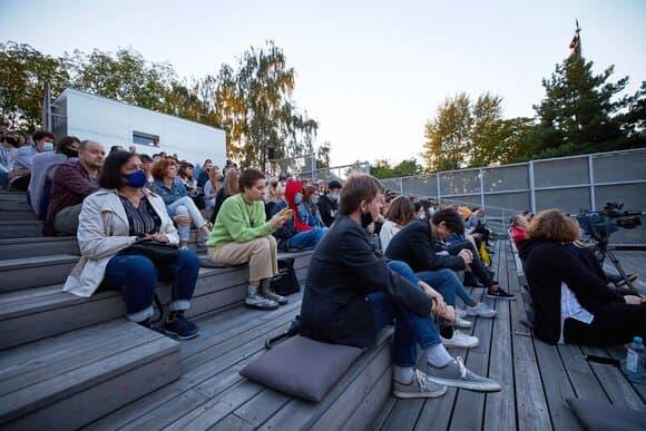 В двух московских парках с 5 июня заработают летние кинотеатры