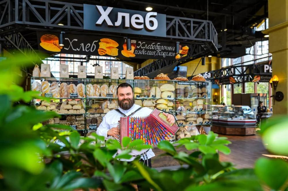 Посетителей московских ярмарок проконсультируют о качестве хлебобулочной продукции