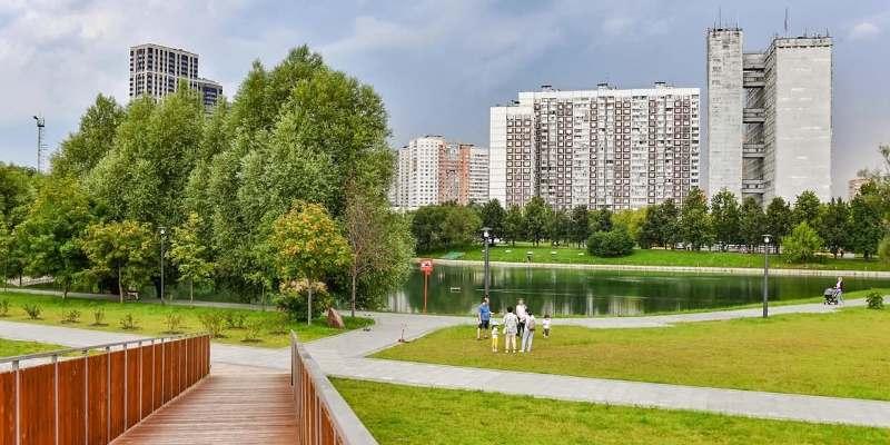 Термин «спальные районы» больше не соответствует реальному положению дел – Собянин