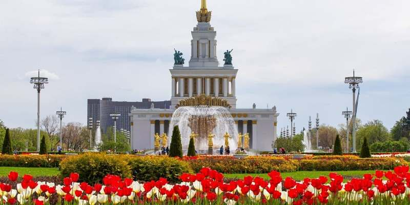 Власти Москвы подвели итоги еще оного года восстановительных работ на ВДНХ