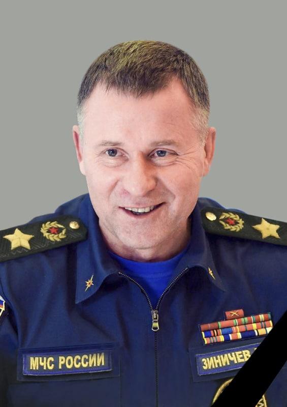 Главе МЧС России Евгению Зиничеву присвоено звание Героя России (посмертно)