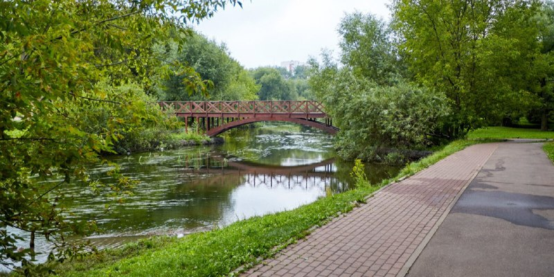 Наталья Сергунина рассказала о комплексном развитии столичных парков