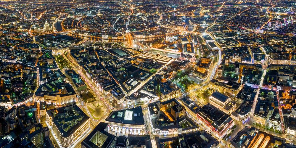 Второй год подряд Москва вошла в ТОП-5 лучших городов мира